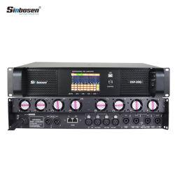 Sinbosen DSP de 4 canales20000P amplificador estéreo amplificador de audio DSP Karaoke