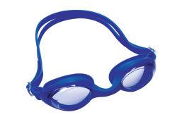 Occhiali di protezione antinebbia di un pezzo di nuotata del silicone all'ingrosso caldo