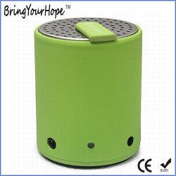 Cylindre en alliage aluminium Mini haut-parleur Bluetooth (XH-PS-601)