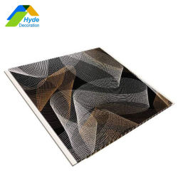 침실의 장식용 벽면 패널 Techos en PVC 지붕 천장 집