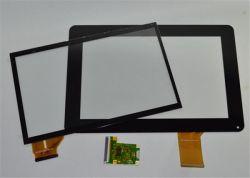 10.1inch paste het Ontworpen Capacitieve Scherm van de Aanraking voor het Scherm van de Aanraking van TFT LCD aan