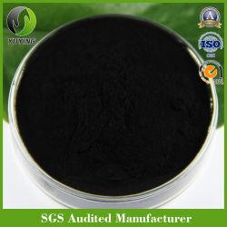 Alta carbonio attivato di indice di iodio polvere a base di carbone per la rimozione del merluzzo dall'acqua di acque luride