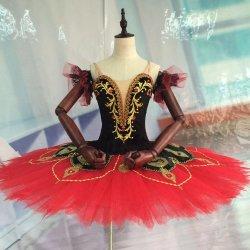 تخفيضات ساخنة كلاسيكية كلاسيكية كلاسيكية مخصصة الفتيات الباليه الأداء Tutu Nutcracker الأزياء