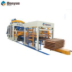 Machine van de Vorm van het Blok van de Machine Qt10-15 van het Blok van het cement de Concrete