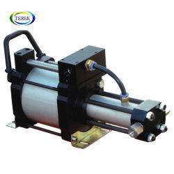 Best Selling condução de ar Gás oxigênio da Bomba Auxiliar para a empresa de processamento de Controle de Pressão de Teste