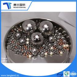 De aangepaste Bal SUS304 van het Roestvrij staal voor Hulpmiddelen