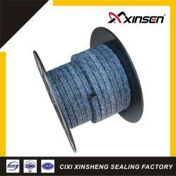 Embalaje carbonizado de la fibra con la fibra polivinílica trenzada
