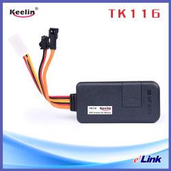 지능적인 전화 APP 및 PC 플래트홈 (tk116)를 가진 차량을%s GPS 추적자