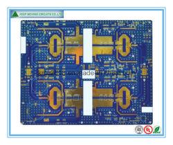 Double-Side PCB à haute fréquence avec l'or d'immersion