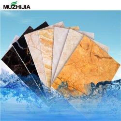 Het UV Marmeren Blad van pvc Faux voor het Kabinet en de Badkamers van het Meubilair