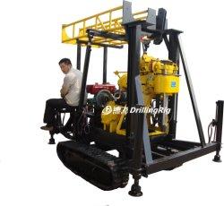 油圧安いクローラータイプ井戸の掘削装置