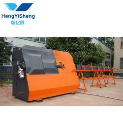 varia figura piana macchina piegatubi di 4mm-12mm della staffa automatica del tondo per cemento armato di CNC