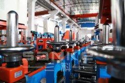 Precisão da pressão em aço inoxidável do tipo água Tubo soldado/Máquina de tubo