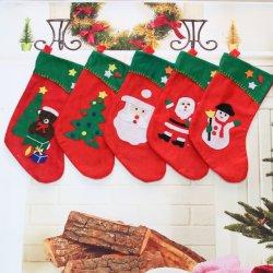 Chaussette de noël court Flexible Socks chaussettes cadeau de Noël des enfants