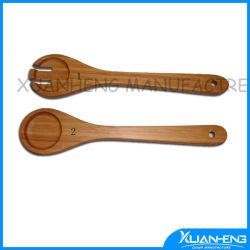 Kitchenware di bambù Bamboo Spoon con Kitchen Helper