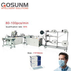 Ultraschallschweißens-Hochgeschwindigkeitsschablonen-Produktgerät