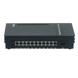 Epabx システムインターコム PBX システム Ms208PBX