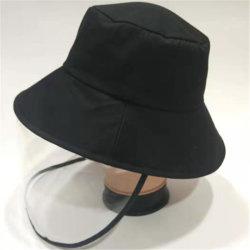 Cappello esterno della benna del nuovo della Anti-Gocciolina 2020 del cappello di Anti-Epidemia della mascherina del riassunto del lavoro di protezione cappello del pescatore