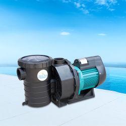 Piscina di controllo di calcolatore del rifornimento della fabbrica che fa circolare le pompe ad acqua elettriche
