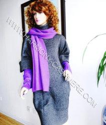 Kasjmier en Silk Sweater (hm-SW09001)
