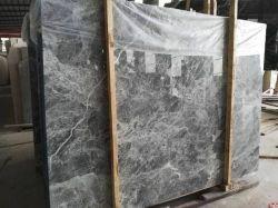 Hermes polido de Mármore cinzento/piso interior em mármore triturado/painel de parede/Tile/escadas/Mosaico/Vaidade/banheiro decoração superior/plano de fundo