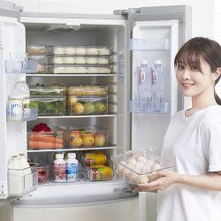 Küche Kühlschrank Obst Flaschenhalter Alkoholfreie Getränke Aufbewahrungsbox Bier Gemüsebox Getränke Wein Stapelbare Schublade