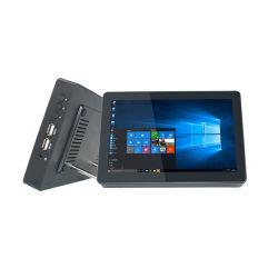 Factory 8 pulgadas mini PC táctil todo en uno de Tablet PC Tablet PC POS Apollo Lago N3450 Quad Core 4+64GB TV Box quiosco embedded Windows Tablet PC Industrial con VESA