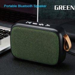 Baß-Einfassung Wholesales beweglicher drahtloser MiniBluetooth Audio-PA-Stereolautsprecher fördernden aktiven angeschaltenen fehlerfreien Lautsprecher-Kasten-Musik-Spieler-Verstärker-Lautsprecher