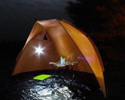 Lanterna LED/Lanterna/Luz de Cabeça/Lâmpada vestível/Luz de Bicicletas (JWF-60)