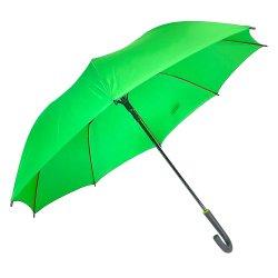 مظلات هدايا ترويجية باللون الأحمر الأخضر من زجاج طمر فائق الجودة تلقائية لعبة غولف مفتوحة مظلة [شبربرليكلس] سعر مستقيمة لعبة غولف مظلة للترويج