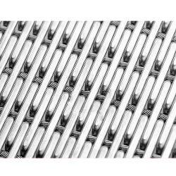 장식용 스테인리스 스틸 내부 금속 패브릭