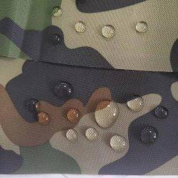 150d tissu indéchirable 0.3cm polyester Oxford avec revêtement en PVC pour sac