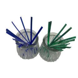 La calidad de 4 pulgadas de largo de tapones de plástico fuerte lazos Twist para atar lazos Arte Artesanía Bolsas de regalos