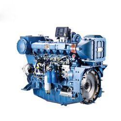 Marinedieselmotor der Serien-Wd618/Wd12 ursprünglicher 300HP Weichai mit Getriebe