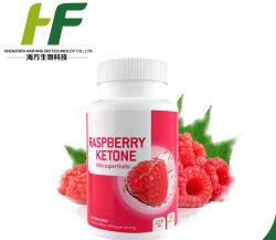 Frambuesa Natural extrema de cetonas en la cápsula de pérdida de peso dieta para adelgazar píldoras Quemador de grasa