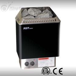 デジタルステンレス鋼のサウナのヒーター(KTNH-NKの黒)