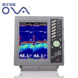 La frecuencia 200 kHz de navegación GPS topografía de la batimetría Echo Sounder