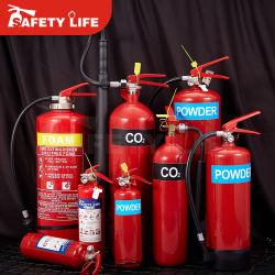 Il fuoco imbattibile En3 5kg di vita di sicurezza asciuga gli estintori della polvere