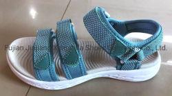 Cadute di vibrazione delle donne, pistoni casuali per estate, sandali delle donne dei capretti dei pistoni dei sandali delle donne esterni (SQ0307-08)
