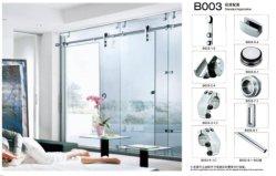 Sin cerco Yingmeida puerta corrediza de vidrio de Hardware de accesorios para baño mampara de ducha