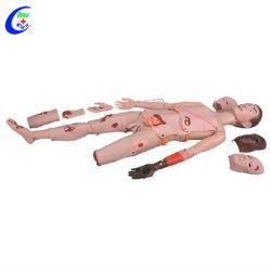 Emergency Trainings-medizinische Trauma-Simulation CPR-Männchen
