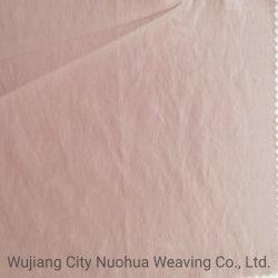 78%algodão poliéster 17%5%Deck duplo de Nylon Sarjado 2/2 Imitação à prova de tecido Anti-Tear Memória 75D + diafragma de 30 d*21s para lubrificar/Casaco/Down-Filled Jacket