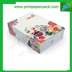 멋진 맞춤형 메이크업 쥬얼리 드로어 선물 종이 상자