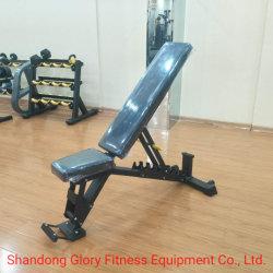 Equipamento de fitness Home Ginásio Olympic Televisão monobloco de banco de peso