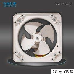 Boîtier robuste en métal type ventilateur d'échappement