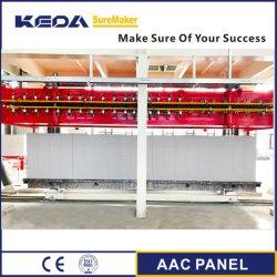 Panneau de l'Alc automatique Ligne de production de matériel pariétal de décisions