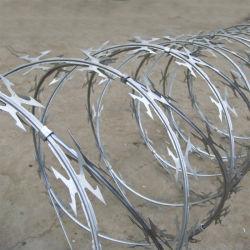 La Chine fabricant spécialisé de rasoir sur le fil de bandes de fer barbelé