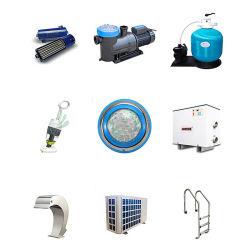 Swimmingpool-Filter verwendeter Swimmingpool-Geräten-China-Fabrik-preiswerter Preis-Zubehör-Swimmingpool
