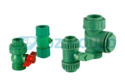 PPR Wasser-Kugelventil-Plastikspritzen