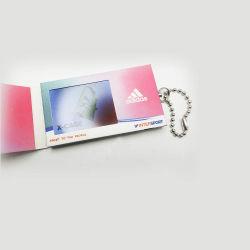 مصنع بالجملة [توب قوليتي] دعمة [لكد] شاشة [بووكفيديو] لون موسيقى بطاقة آلية مرئيّة [غريتينغ] [إكردس] لأنّ سيارة